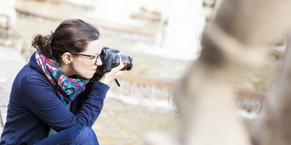 A photography course on the basics of photography with Tomás Correa