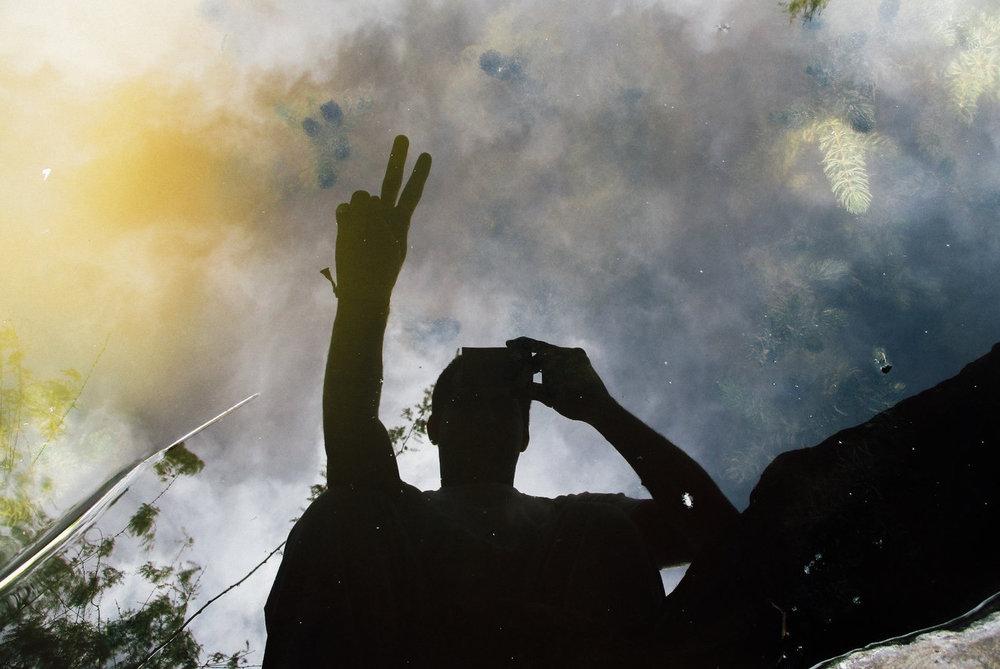 Visibles: Taller de fotografía para colectivos en riesgo en Gran Canaria por Sara Yun y Tomás Correa