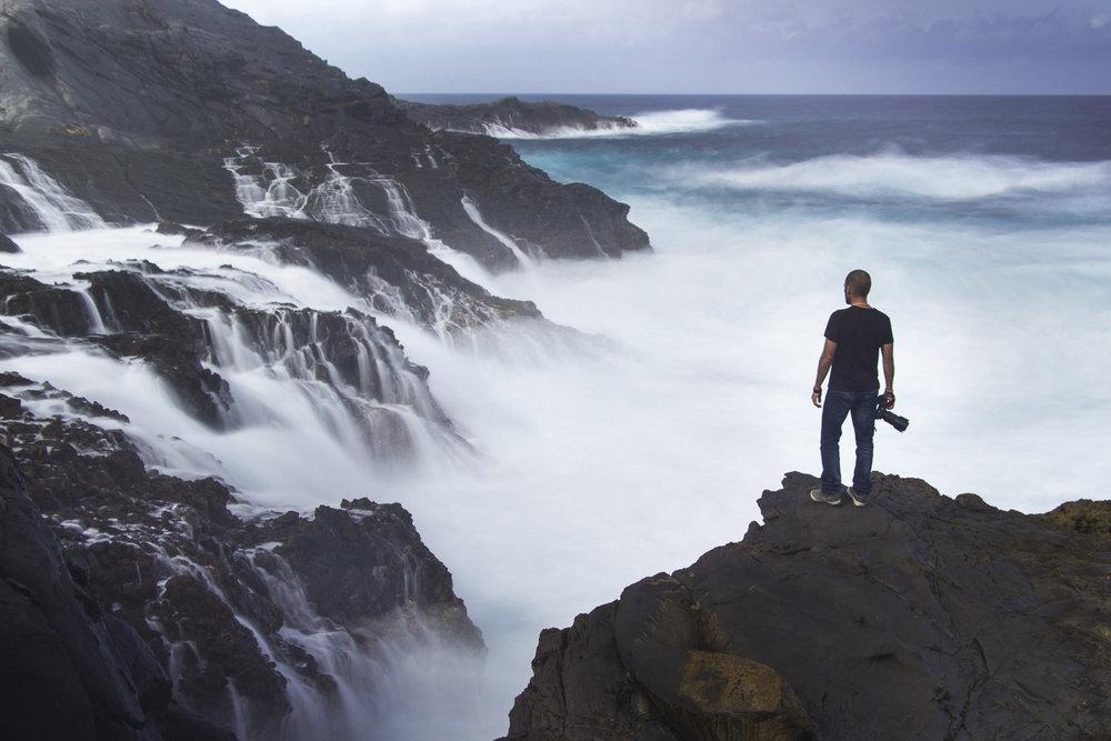 Tours fotográficos por Gran Canaria de la mano de Tomás Correa