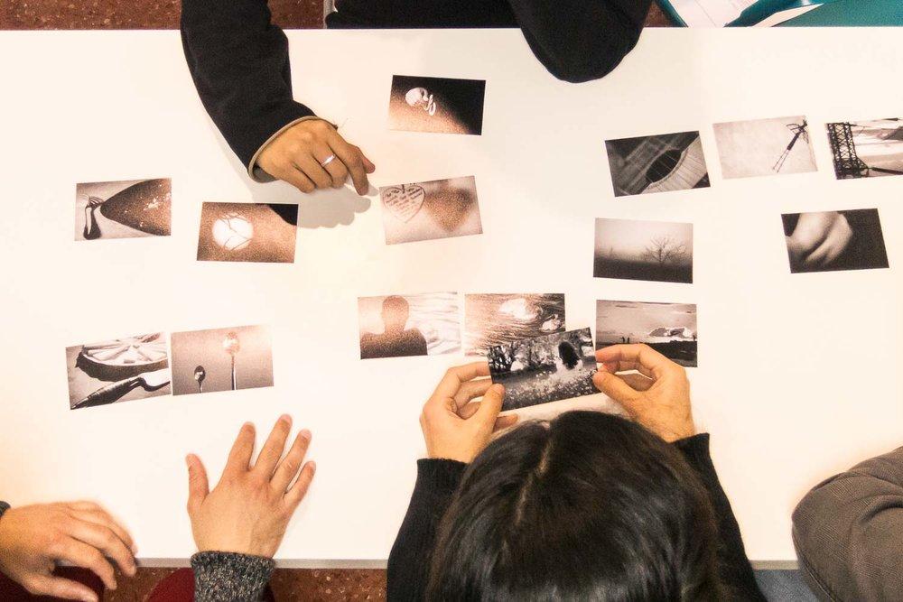 """La edición es una parte muy importante en el desarrollo del taller """"De espejos y ventanas"""""""