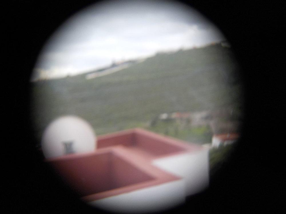 Foto realizada por Armando Rivero (ciego total) durante el Proyecto Cámara Lúcida; un curso de fotografía para personas ciegas en Las Palmas de Gran Canaria.