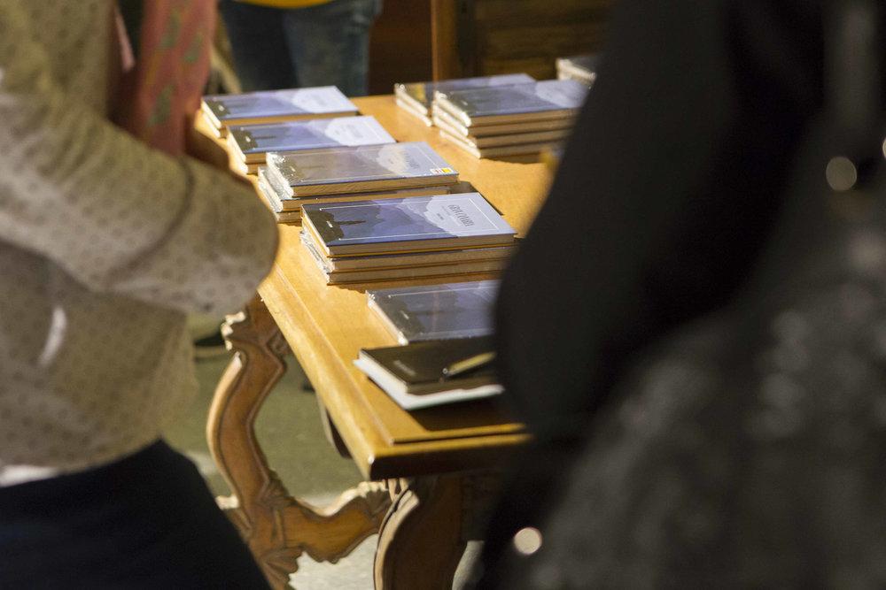 Presentación del libro de Tomás Corea «Gran Canaria. Cartas desde el Atlántico» en la Casa de Colón.