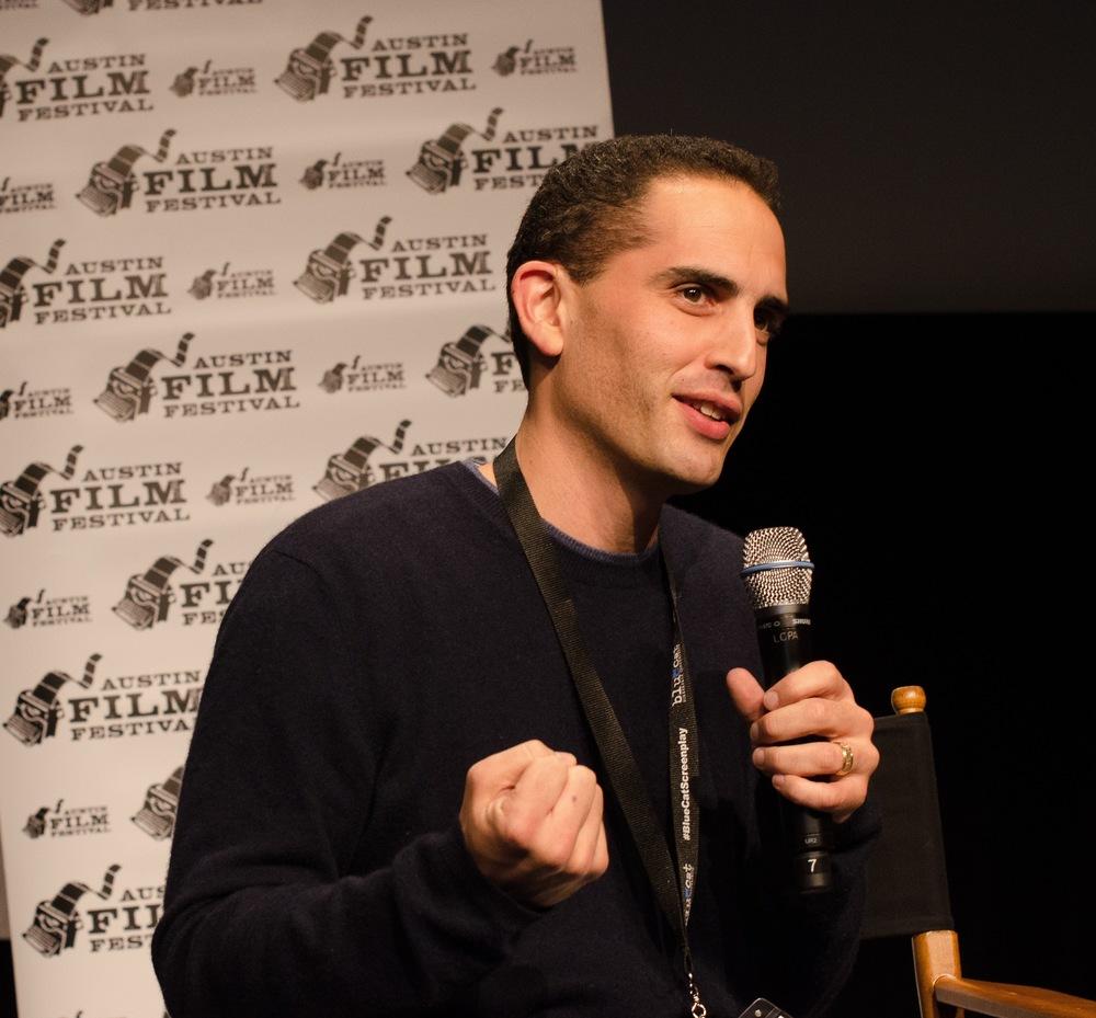 Daniel Poliner - Writer/Director
