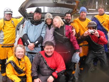 A stormy Netarts Bay trip