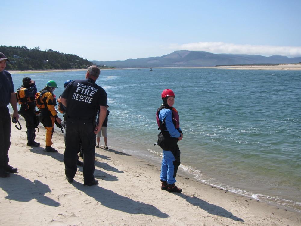 Netarts-Oceanside Fire & Rescue demo