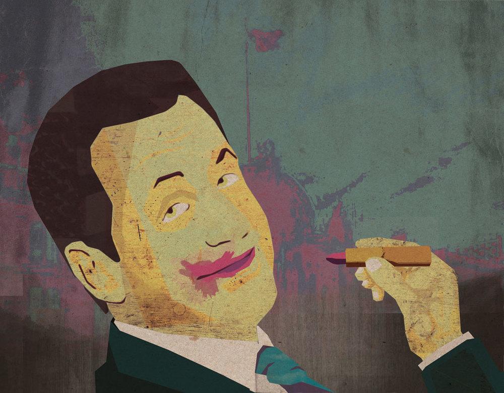Sarkozy L'oreal