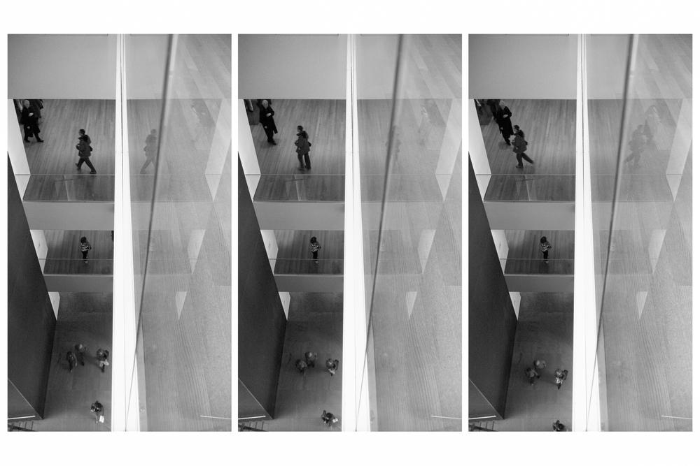 SIDENESS 02,Museum of Modern Art, New York, 2007