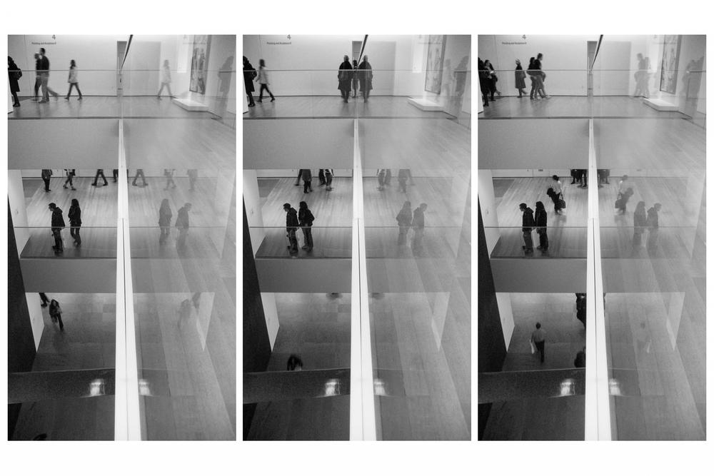 SIDENESS 04,Museum of Modern Art, New York, 2007