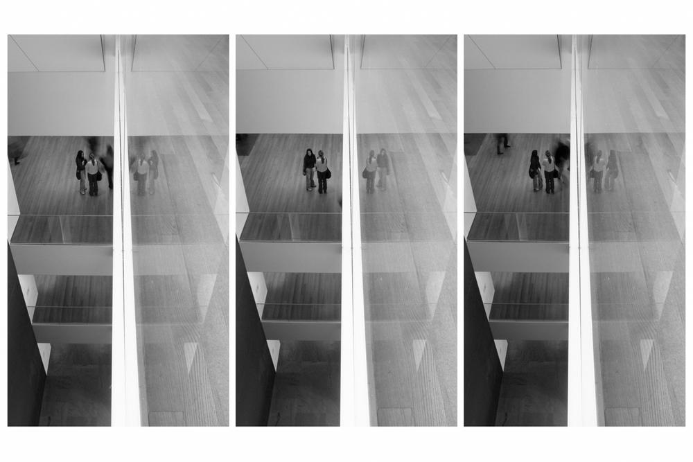 SIDENESS 05, Museum of Modern Art, New York, 2007