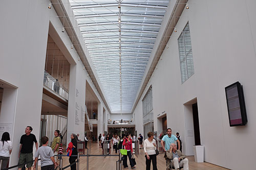 Modern Wing at Art Institute of Chicago