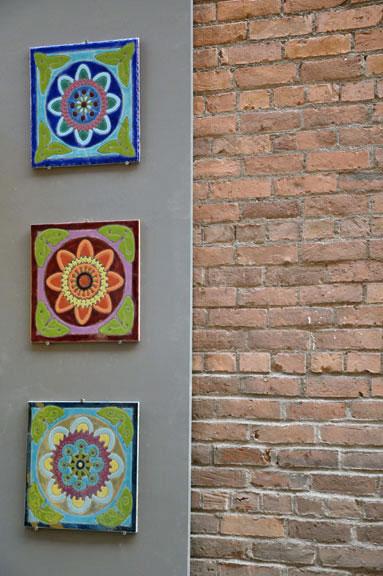 Public art show continued