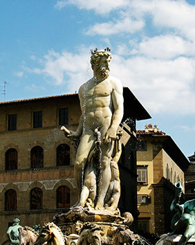 Statue of Neptune, Florence