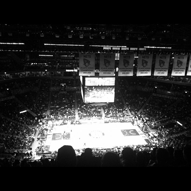 Worstofall Barclays Center Brooklyn Nets