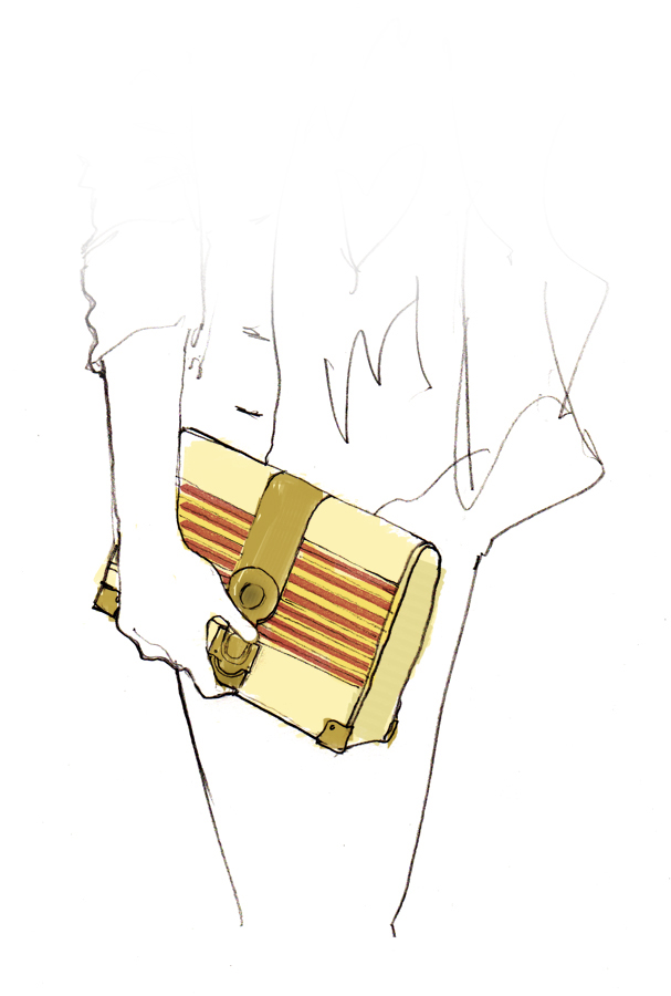 Fashion accessories illustrations Brooklyn