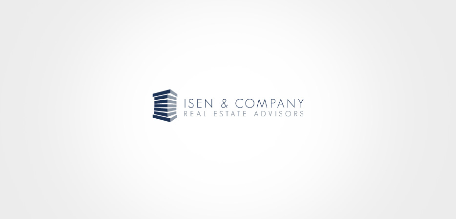 isen real estate logo