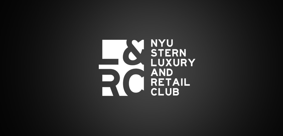 NYU Stern Luxury & Retail Club Logo Design NYC