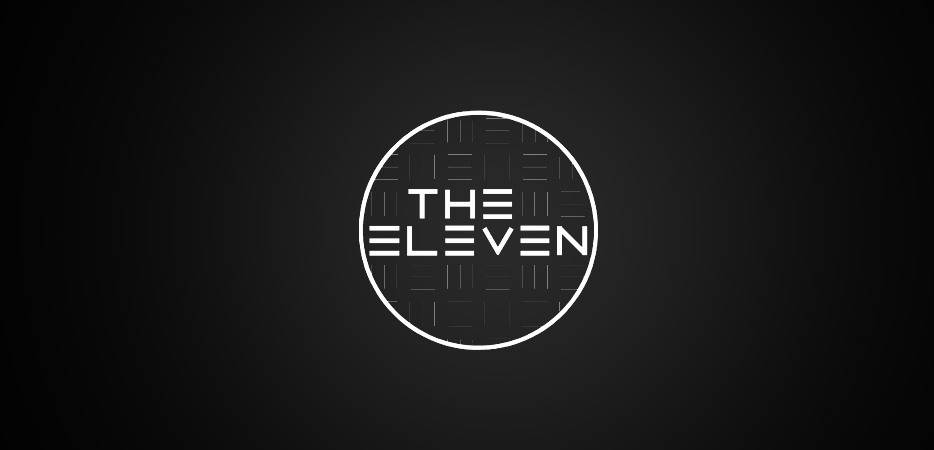 The Eleven Badass Music Brooklyn Logo Brand Design
