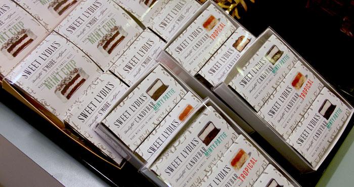 Sweet Lydia's Homemade s'mores sweetlydias.com