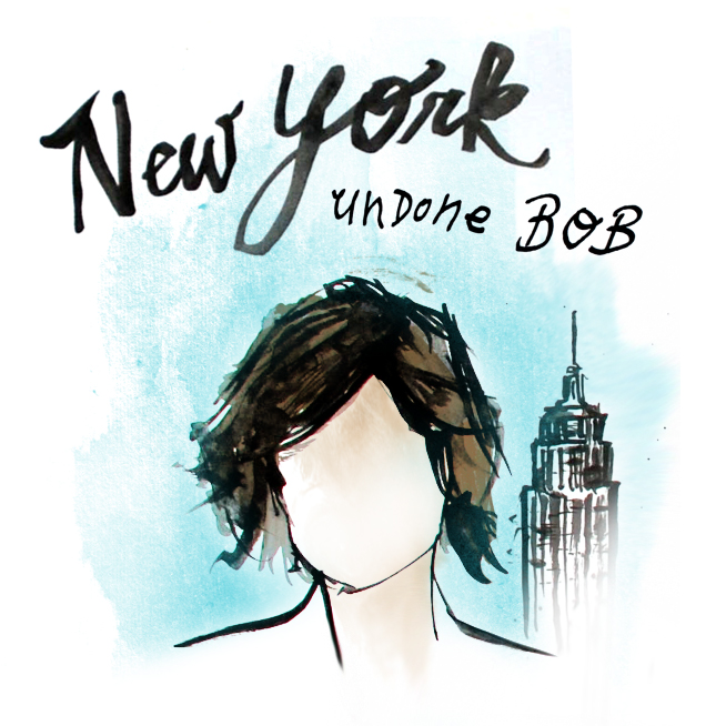 New York City Fashion Illustration