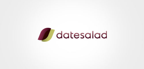 Date Salad brooklyn designed logo