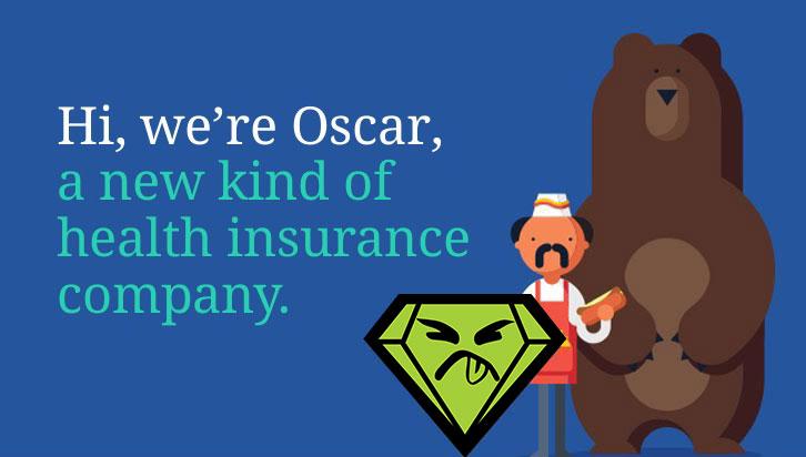 Why Badass Brands Like Oscar Win Worstofall Design