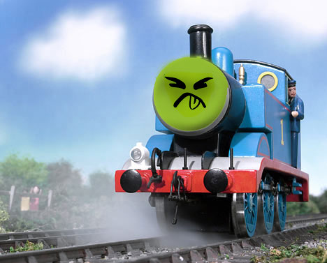 When your brand is bland, your marketing dollars are like  The Little Engine That Could -  gone terribly wrong  . You'll just keep chanting  I-think-I-can, I-think-I-can  indefinitely, never really able to push the train over the mountain!