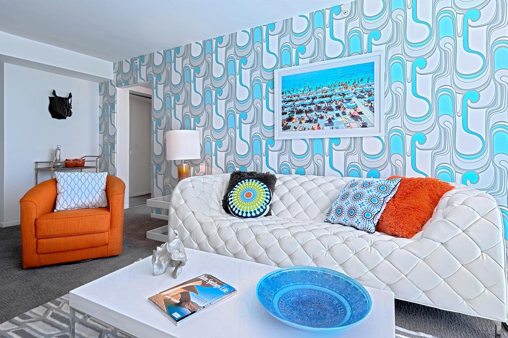 #217 2-Bedroom Living Room