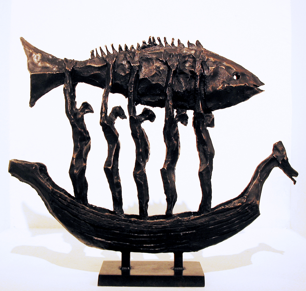 John Behan fish