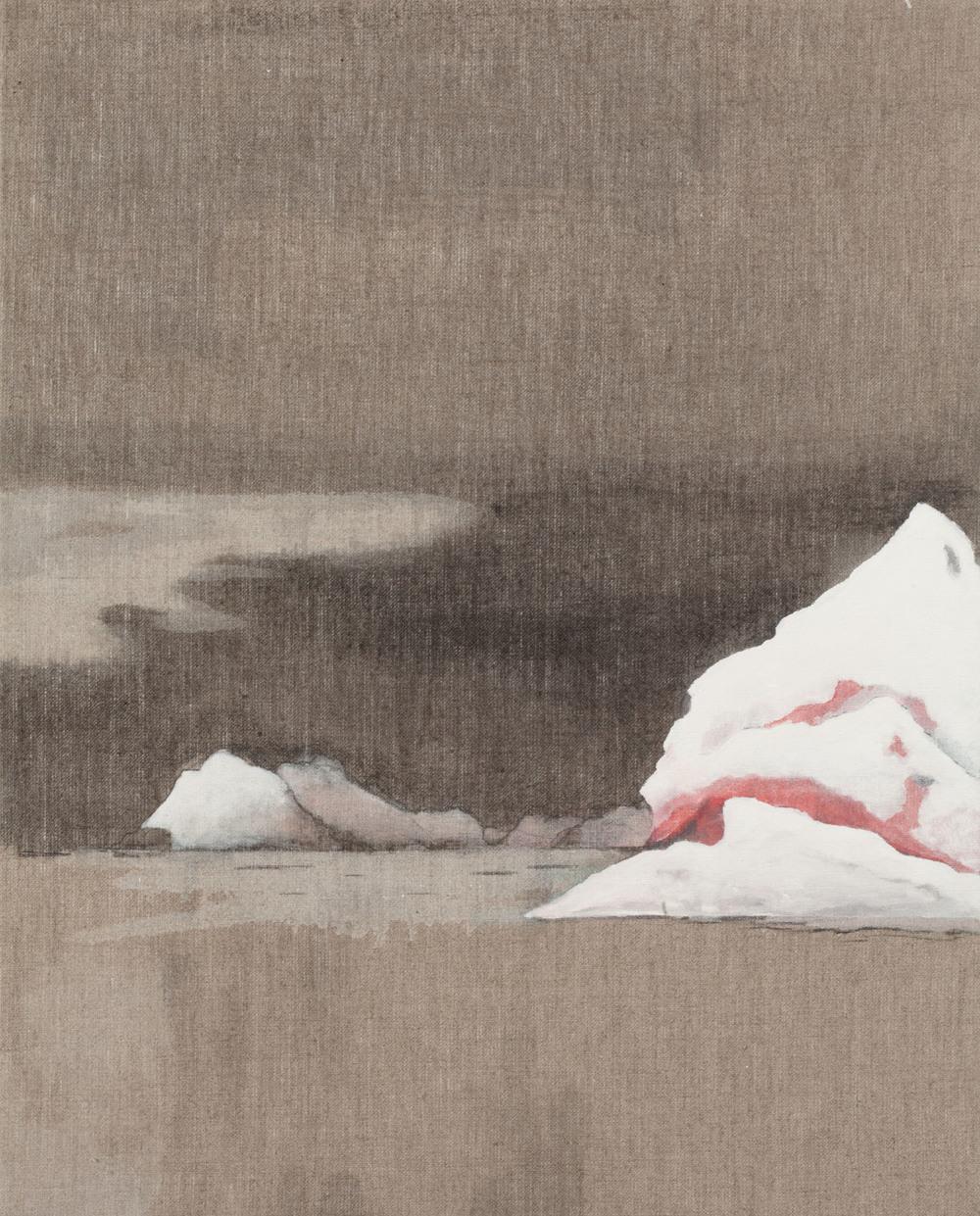 Colette Murphy_-_Glacier II_oil on linen_60 x 40cm.jpg