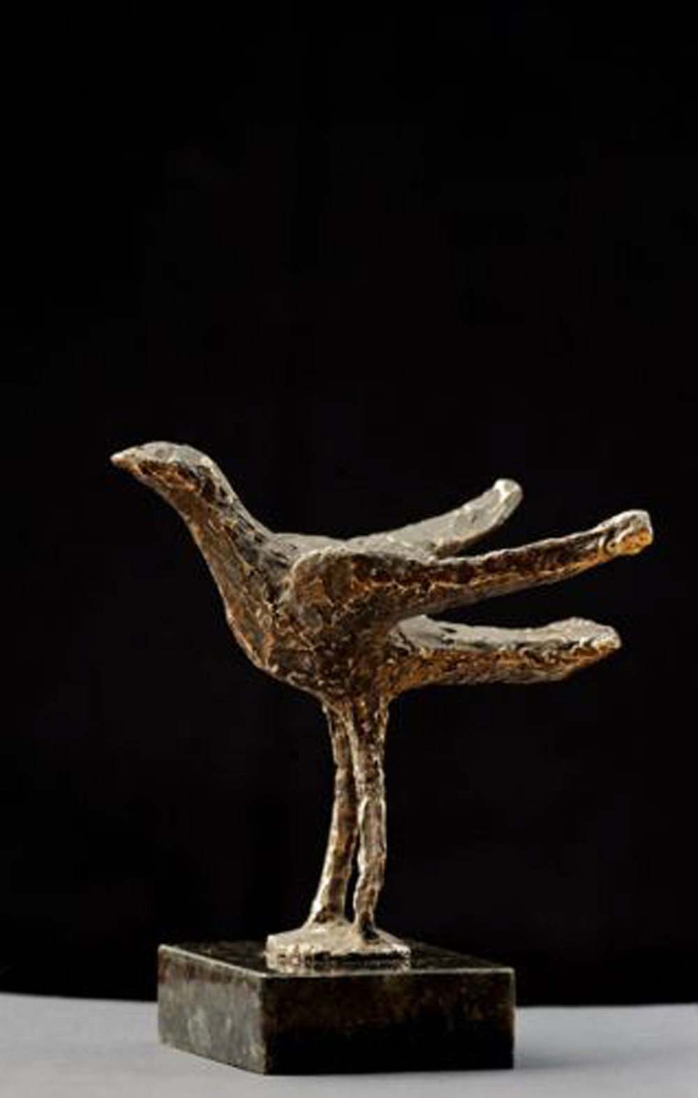 Breon O'Casey_Small Winged Bird_47.5 x 55cm.jpg