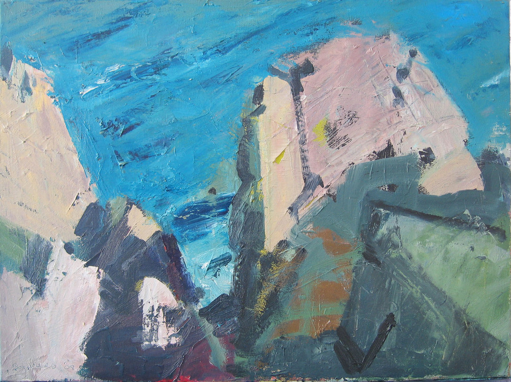 Brian Ballard_-_Bright Rocks_46 x 61cm.jpg