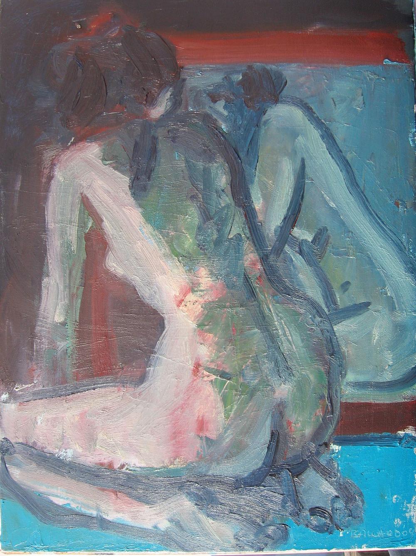 Brian Ballard_-_Catherine in Mirror_61 x 46cm.jpg