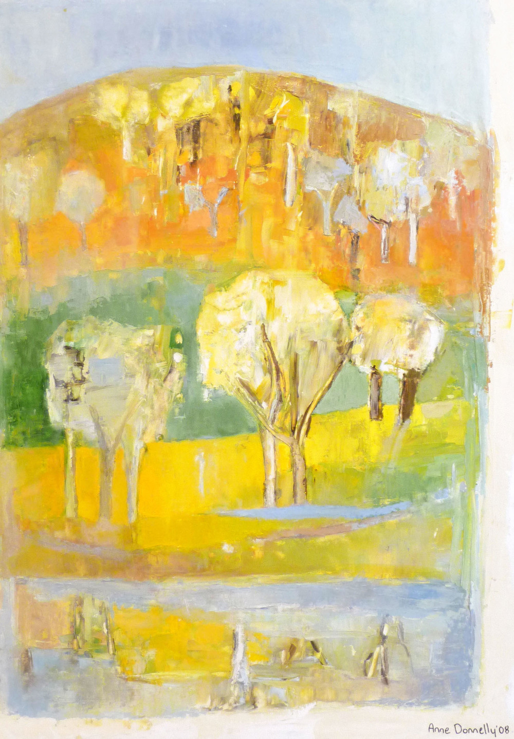 Anne Donnelly_-_Trees on a Hill_oil on canvas_70 x 50cm.jpg