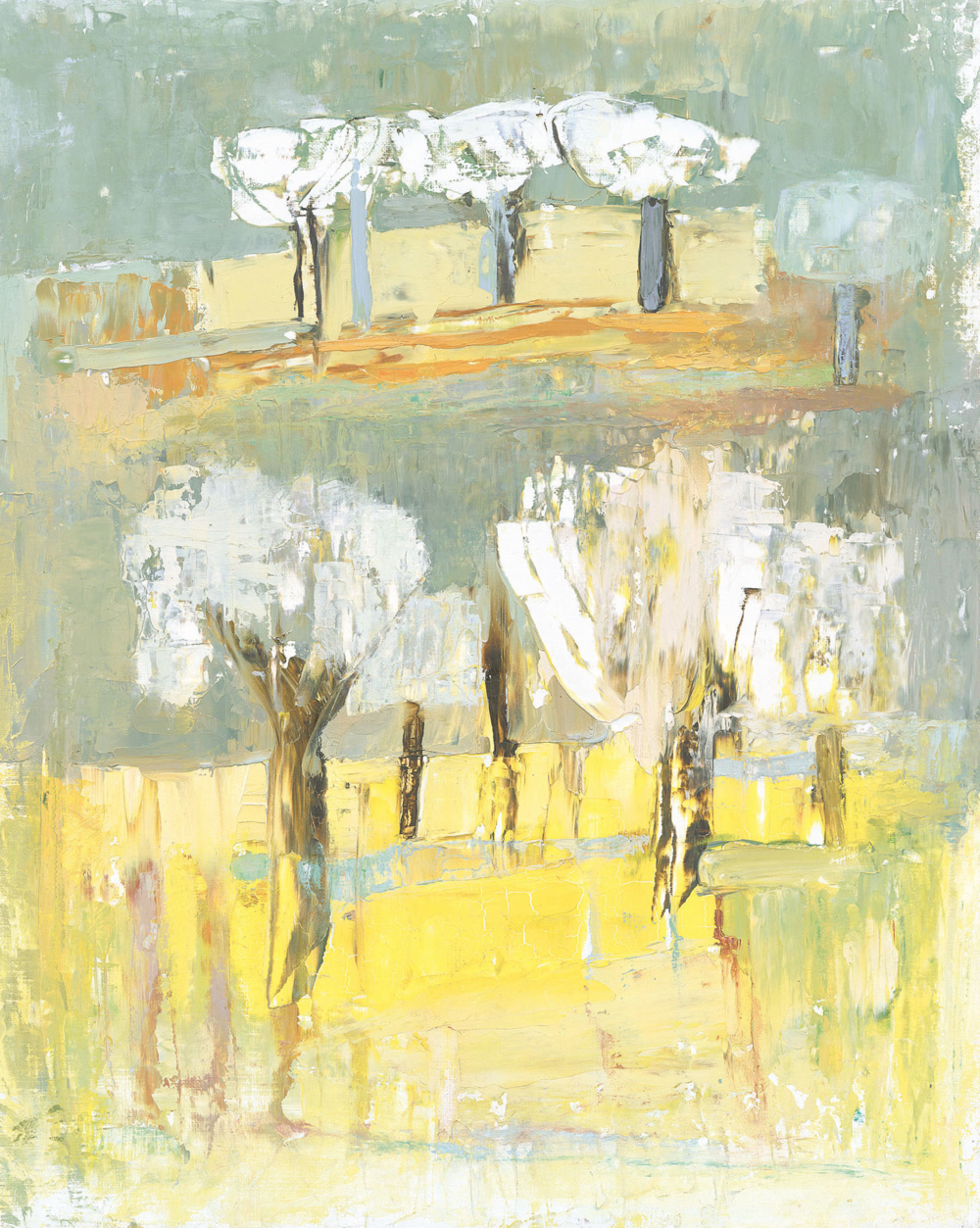 Anne Donnelly_-_Trees in Bloom_oil on board_35 x 34cm.jpg