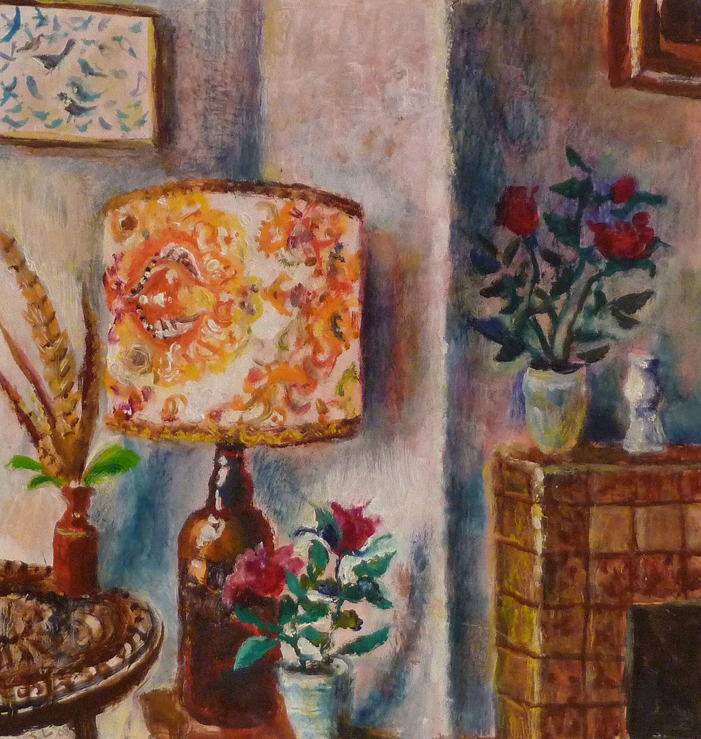 Sarah Longley_-_Sitting Room, Arran_oil on board_29 x 29cm.jpg