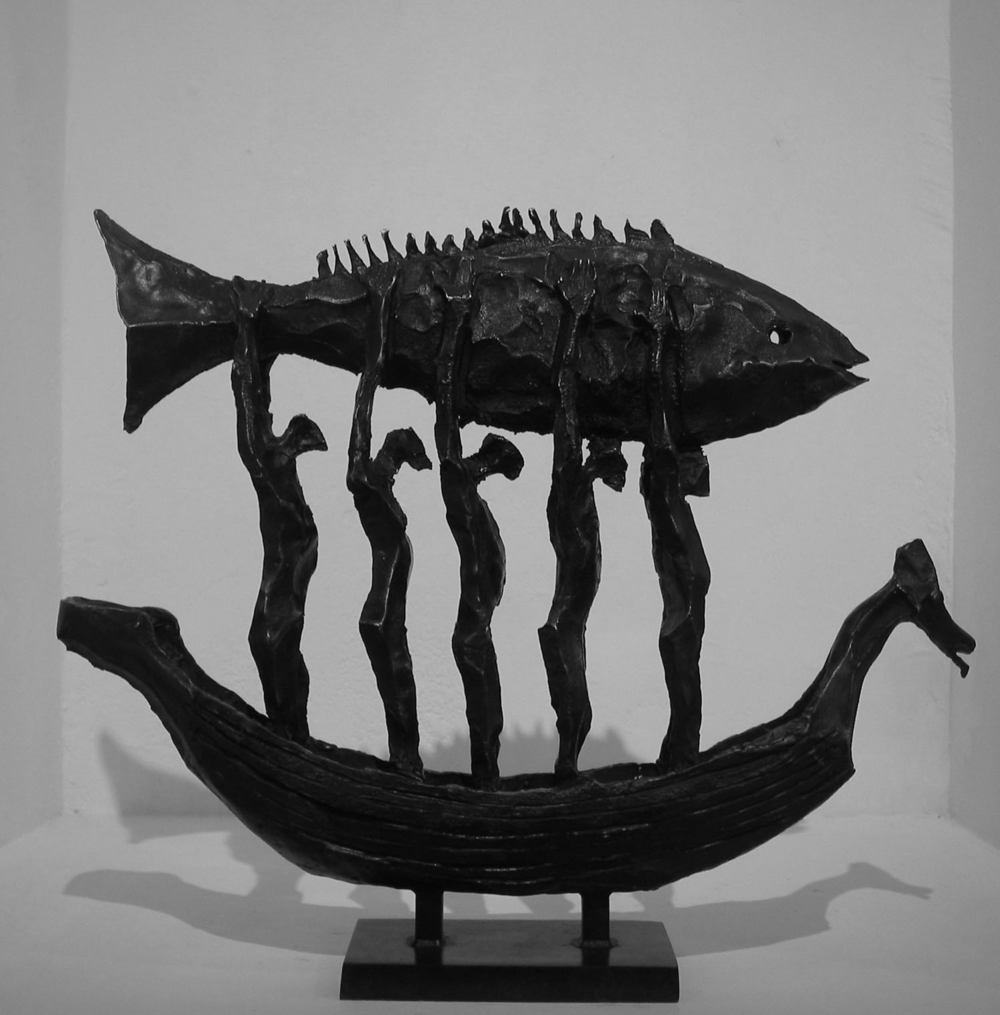 John Behan_Fish_bronze, unique_50 x 62 x 8cm.jpg