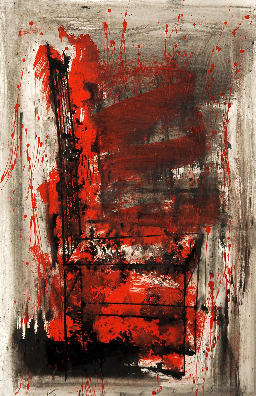 Neil Shawcross_2007_Chair #1_acrylic on paper_51 x 33cm.jpg