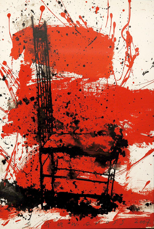 Neil Shawcross_2007_Chair #2_acrylic on board_30.5 x 20cm.jpg