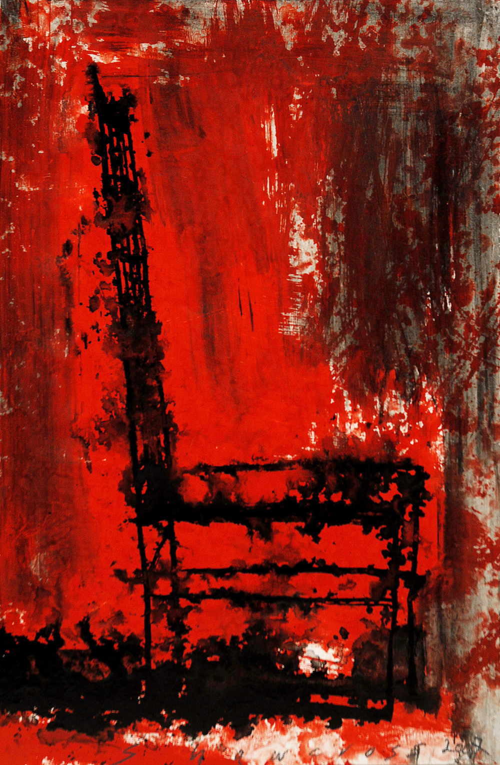 Neil Shawcross_2007_Chair #8_acrylic on board_30.5 x 20cm.jpg