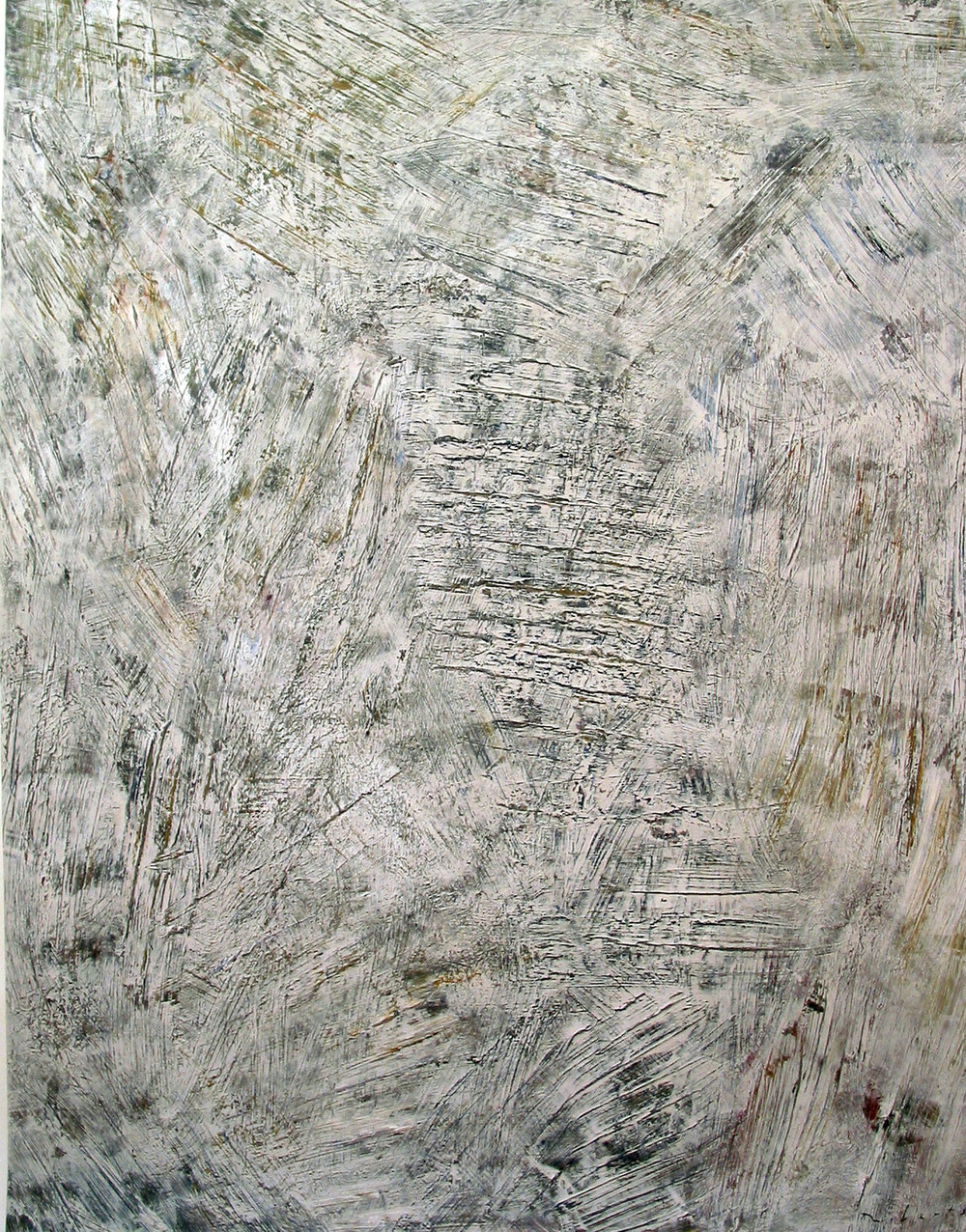Liam Roberts_2004_In the Cloud_acrylic on paper_61 x 48cm.jpg