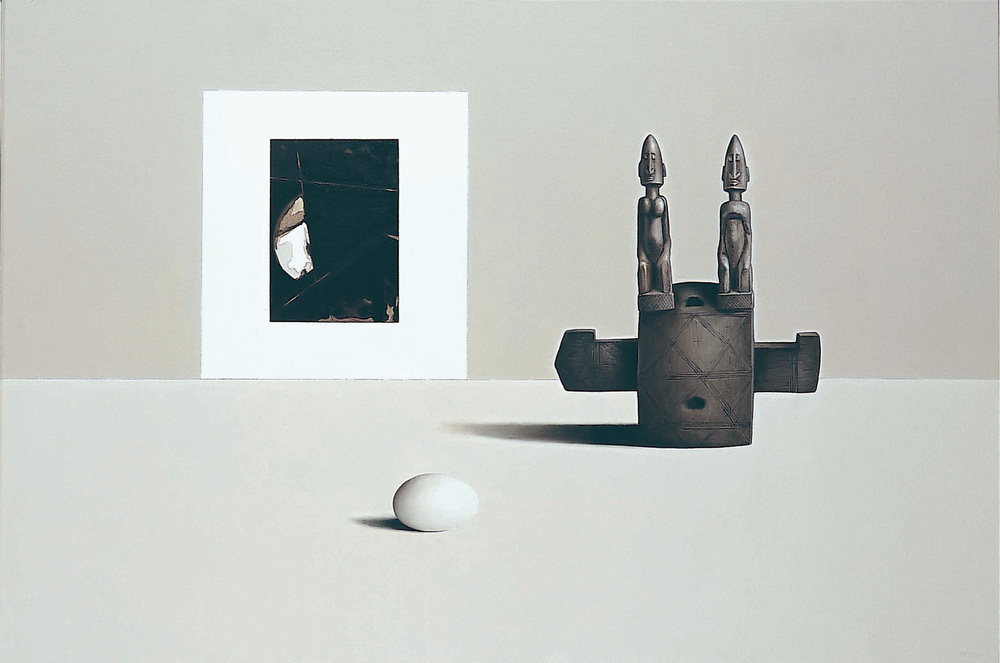 Liam Belton_-_Un Homme et une Femme_oil on canvas_51 x 76cm.jpg