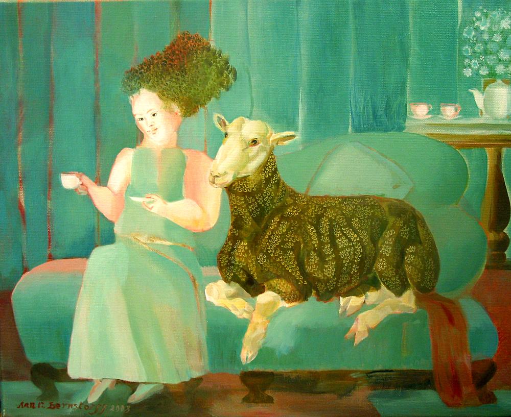 Ann Griffin-Bernstorff_-_Tea with Geraldine.JPG