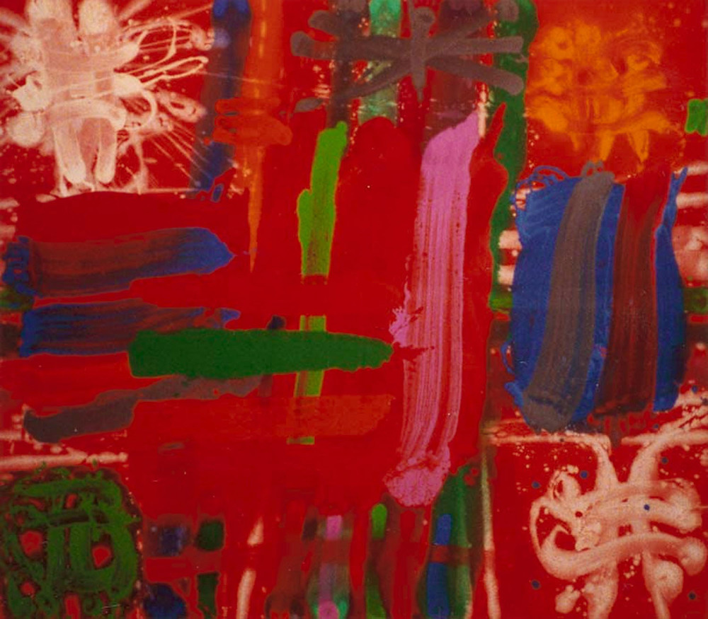 Albert Irvin 'Abbeville' 1988 acrylic on canvas 153x183cm.jpg