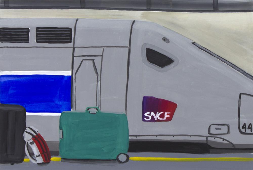 Andrew Vickery 'TGV Mannheim' gouache on card 26x29cm.jpg