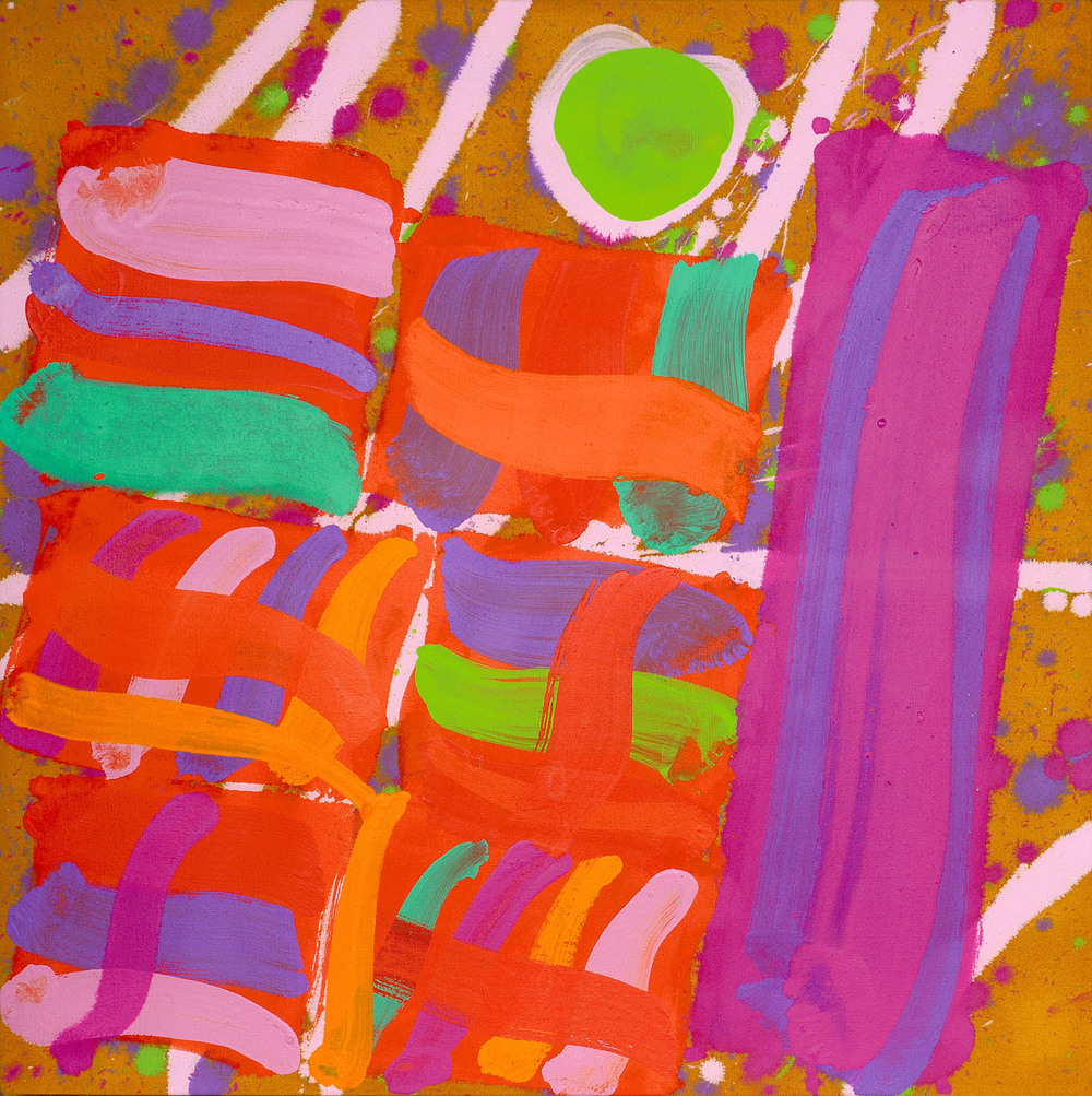 Albert Irvin_2012_Rosetta III_acrylic on canvas_61 x 61cm.jpg