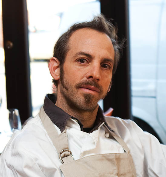 Chef Francesco Palmieri