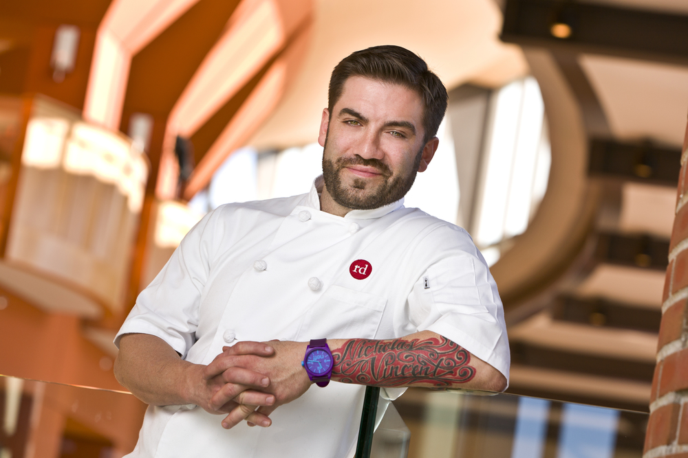 Chef Ryan DePersio