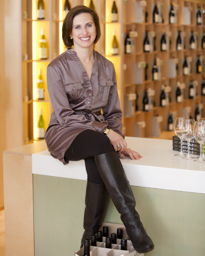 Sharon Sevrens, Proprietor of Amanti Vino
