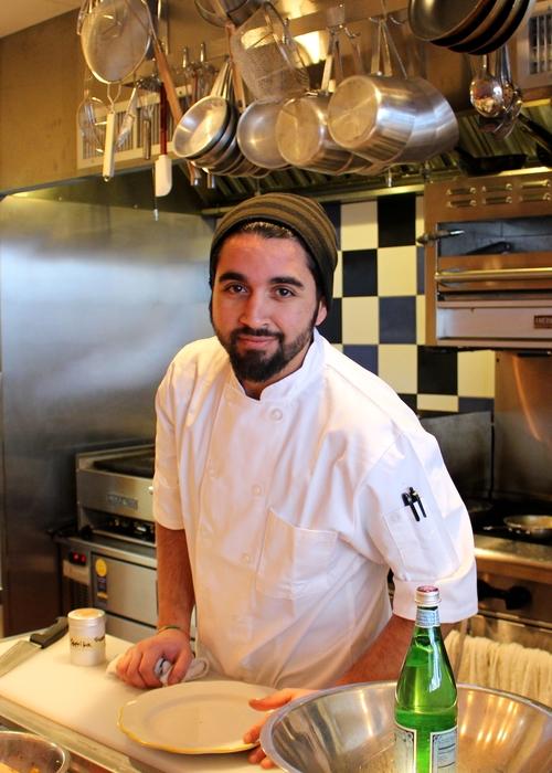 Chef Meny Vaknin