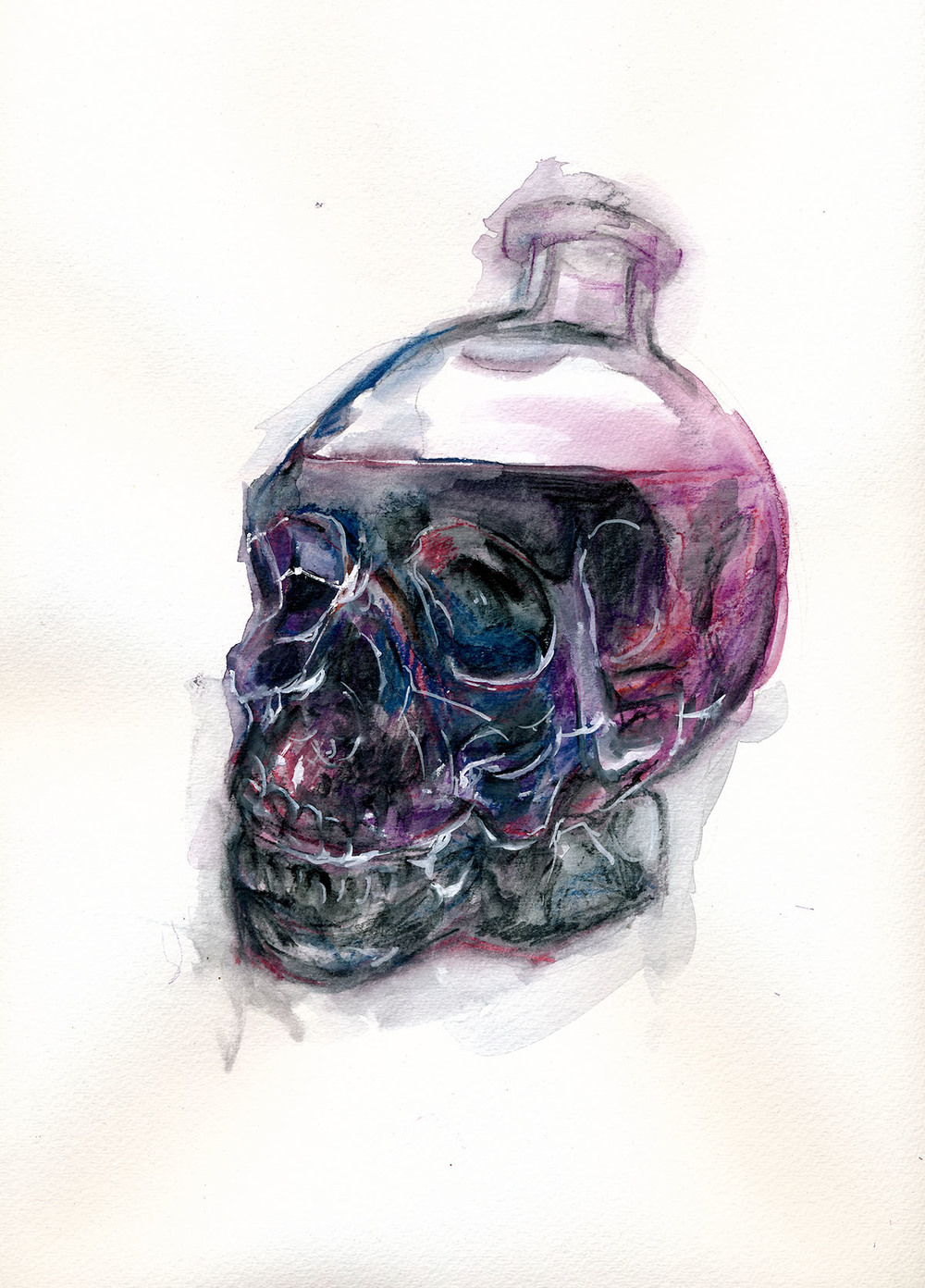 Crystal SKull by Timothy Duong.jpg